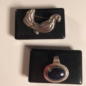 Vintage Mexican Silver
